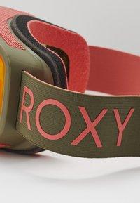 Roxy - FEENITY - Ski goggles - ivy green - 2