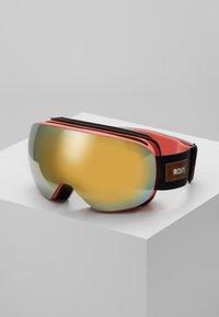 Roxy - POPSCREEN - Ski goggles - true black - 0