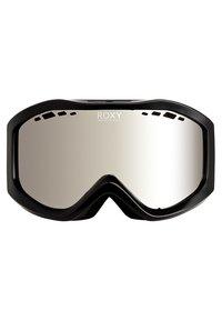 Roxy - SUNSET MIRROR - Ski goggles - true black - 1