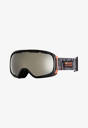Ski goggles - true black