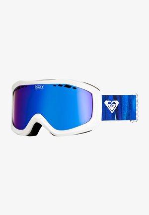 Ski goggles - royal blue