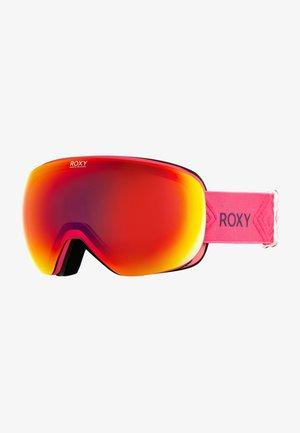 POPSCREEN - Ski goggles - neon pink