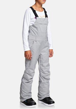 NON STOP - Snow pants - heather grey