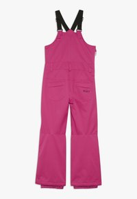 Roxy - NON STOP - Snow pants - beetroot pink - 1