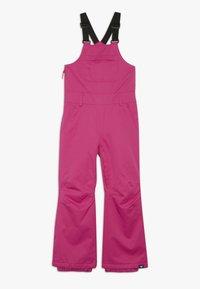 Roxy - NON STOP - Zimní kalhoty - beetroot pink - 0