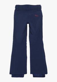 Roxy - CREEK - Snow pants - medieval blue - 1