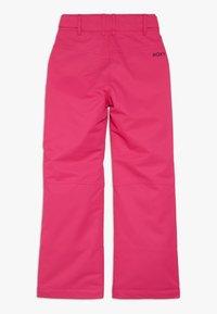 Roxy - BACKYARD  - Zimní kalhoty - beetroot pink - 1