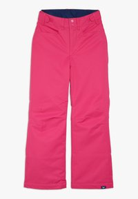 Roxy - BACKYARD  - Zimní kalhoty - beetroot pink - 0