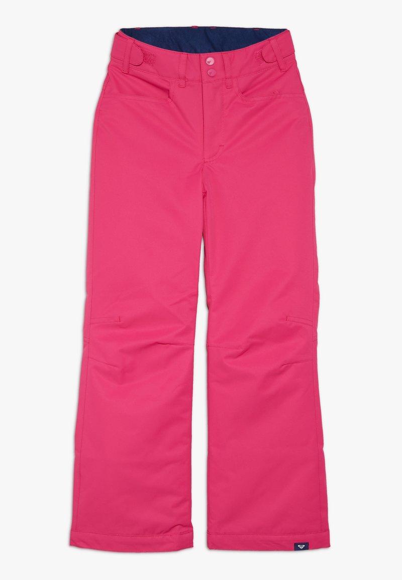 Roxy - BACKYARD  - Zimní kalhoty - beetroot pink