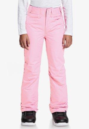 BACKYARD  - Snow pants - prism pink
