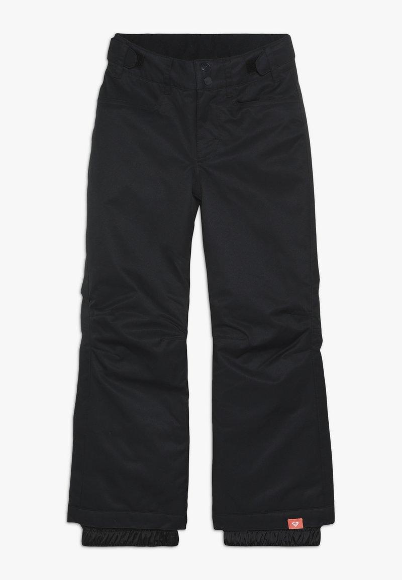Roxy - BACKYARD  - Zimní kalhoty - true black