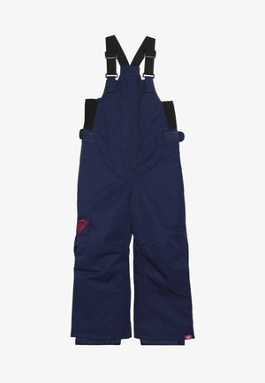 LOLA  - Snow pants - medieval blue