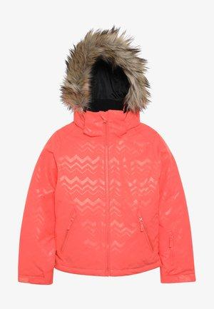JET SKI - Snowboard jacket - living coral