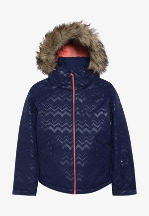 JET SKI - Snowboardjacka - medieval blue