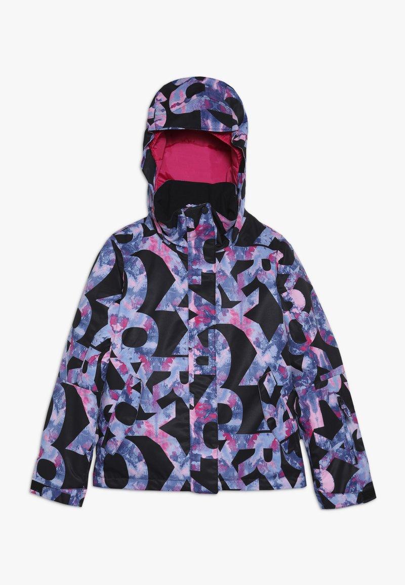 Roxy - JETTY  - Snowboardová bunda - true black