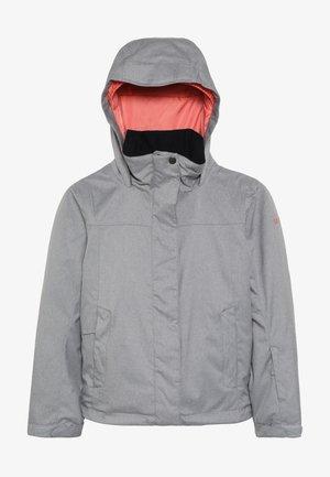 JETTY SOL  - Snowboardová bunda - heather grey