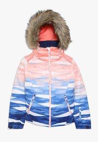 Roxy - JET SKI GIRL  - Snowboardjakke - mid denim/yumi yamada - 0