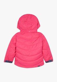 Roxy - ANNA  - Kurtka snowboardowa - beetroot pink - 1