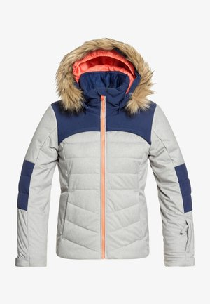 BAMBA  - Snowboardjacke - heather grey