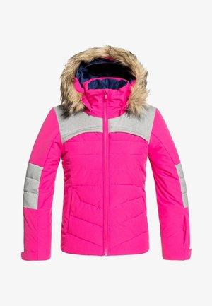 BAMBA  - Snowboardjas - beetroot pink