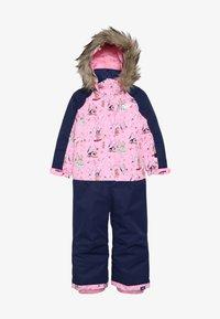 Roxy - PARADISE SUIT  - Skipak - prism pink snow trip - 5