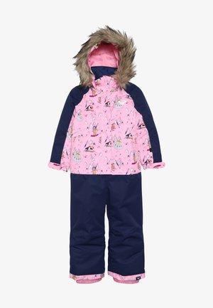 PARADISE SUIT  - Mono para la nieve - prism pink snow trip
