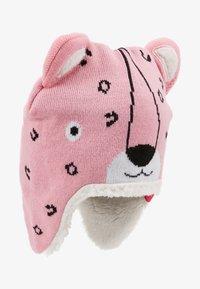 Roxy - LEOPARD BEANIEHDWR - Mössa - prism pink - 1