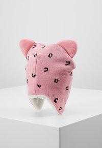 Roxy - LEOPARD BEANIEHDWR - Mössa - prism pink - 3