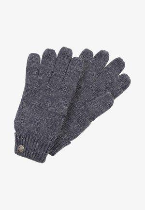 Fingerhandschuh - indigo