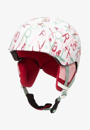 SLUSH - Helmet - white