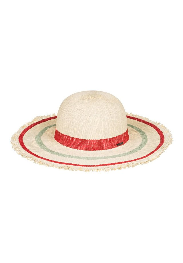 ROXY™ SOUND OF THE OCEAN - STRAW CAPELINE SUN HAT ERJHA03697 - Chapeau - cerise