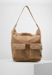 Roxy - BREAK THINGS - Tote bag - taupe - 0
