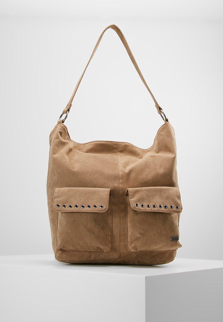 Roxy - BREAK THINGS - Tote bag - taupe