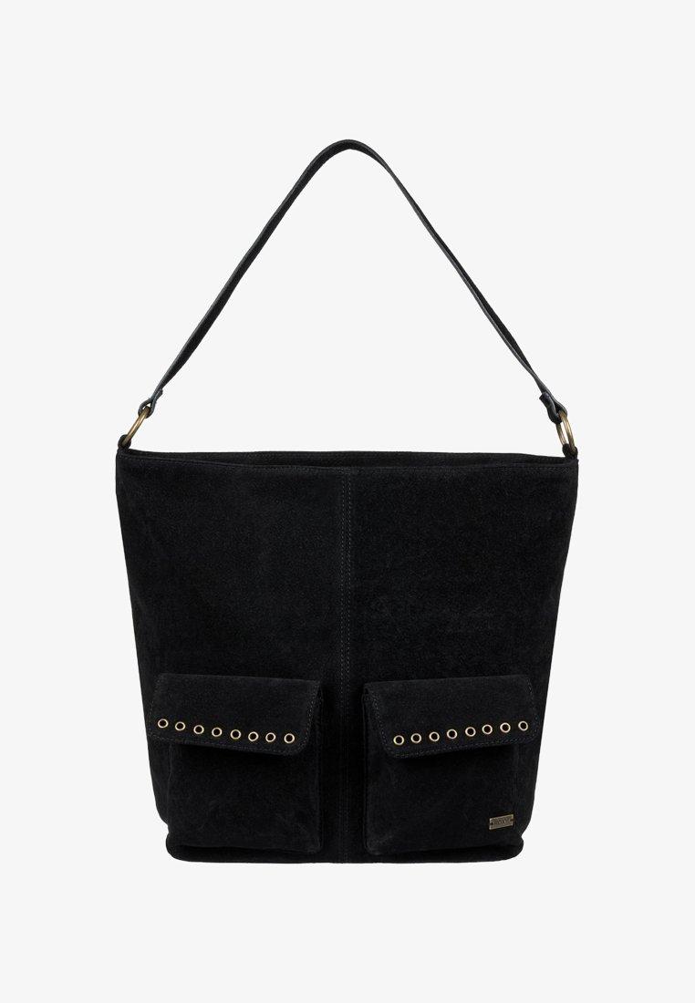 Roxy - BREAK THINGS - Tote bag - true black