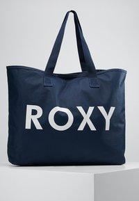 Roxy - WILDFLOWER TOTE - Tote bag - dress blues - 0