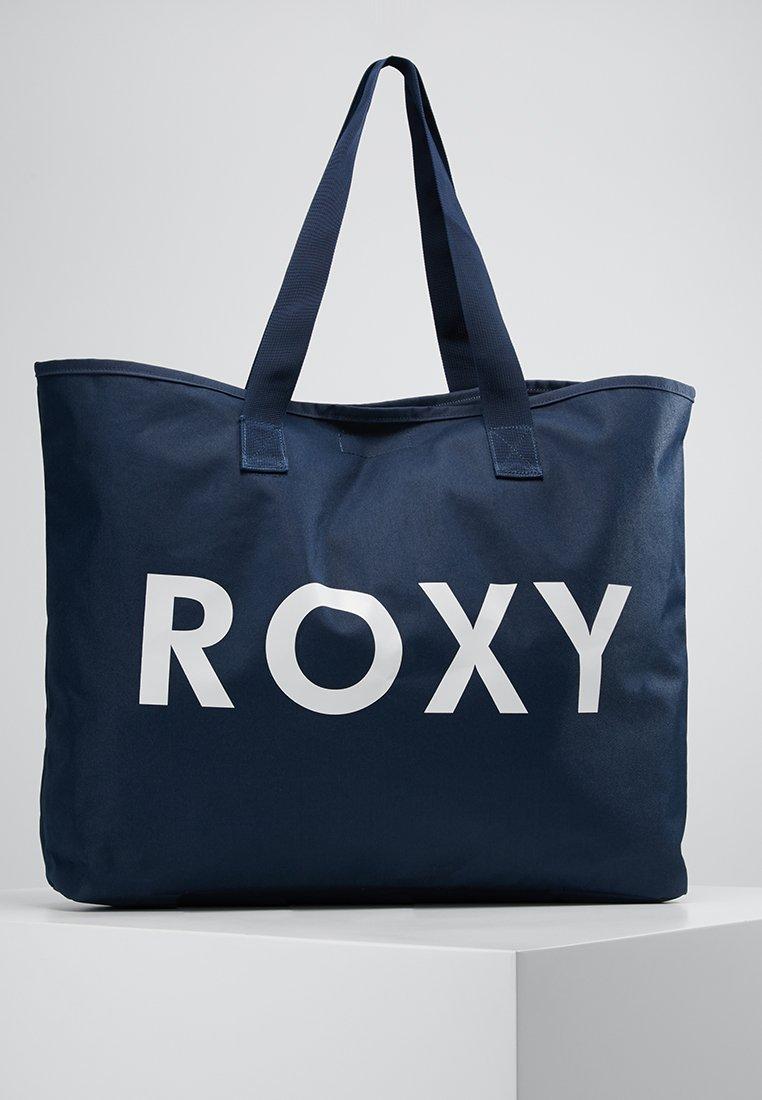 Roxy - WILDFLOWER TOTE - Tote bag - dress blues