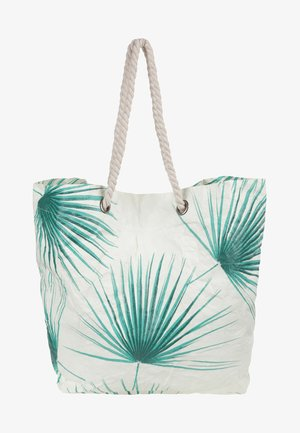 WAVES OF CHANGES - Tote bag - white