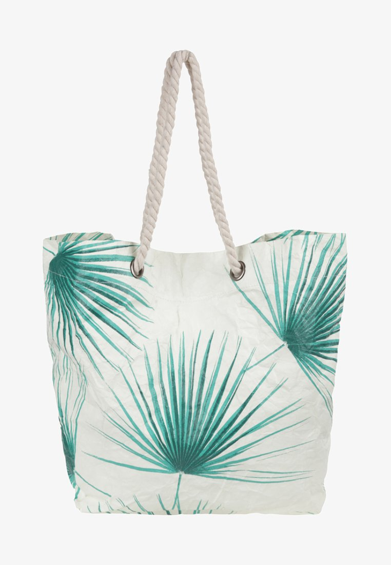 Roxy - WAVES OF CHANGES - Tote bag - white