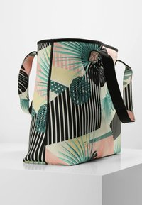Roxy - ALL THINGS - WENDBARER - Tote bag - tblack crazy victoria popsurf - 2