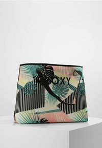 Roxy - ALL THINGS - WENDBARER - Tote bag - tblack crazy victoria popsurf - 1
