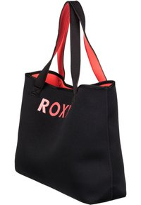 Roxy - Tote bag - black/red - 2