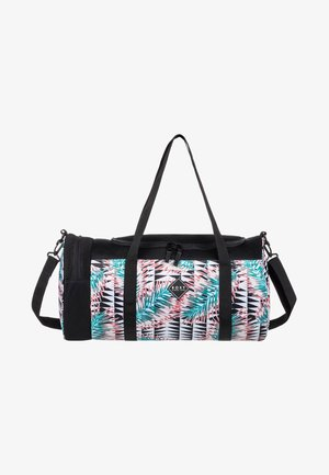 CELESTIAL WORLD - Sports bag - bright white geo palms