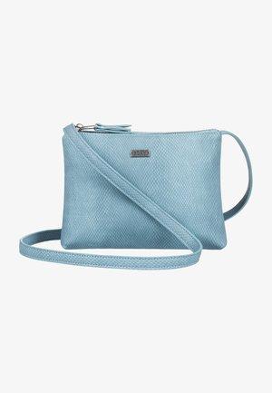 PINK SKIES  - Across body bag - blue