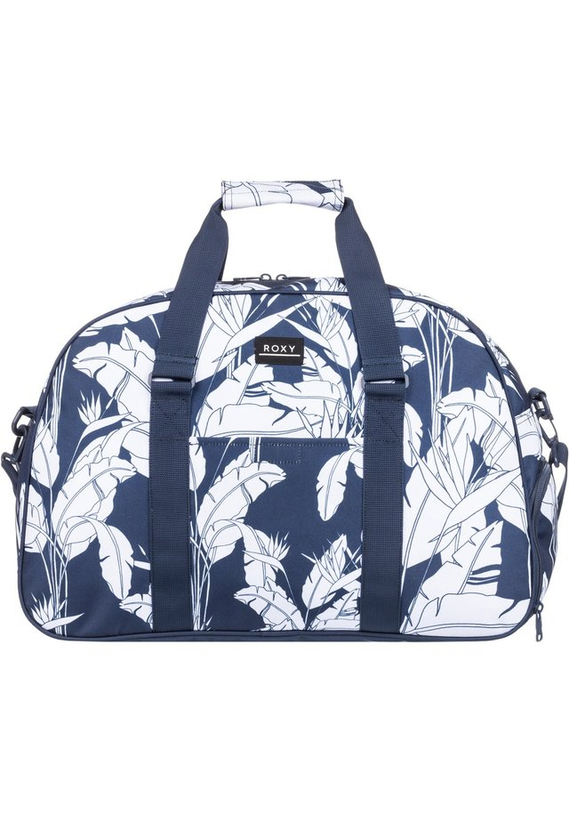 ROXY™ FEEL HAPPY 35L - MITTLERES SPORT-DUFFLEBAG FÜR FRAUEN ERJB - Reistas - mood indigo flying flowers s