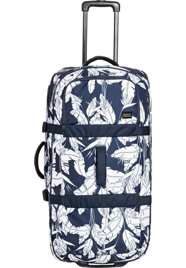 ROXY™ LONG HAUL 105L - EXTRAGROSSER KOFFER MIT ROLLEN ERJBL03190 - Trolley - mood indigo flying flowers s