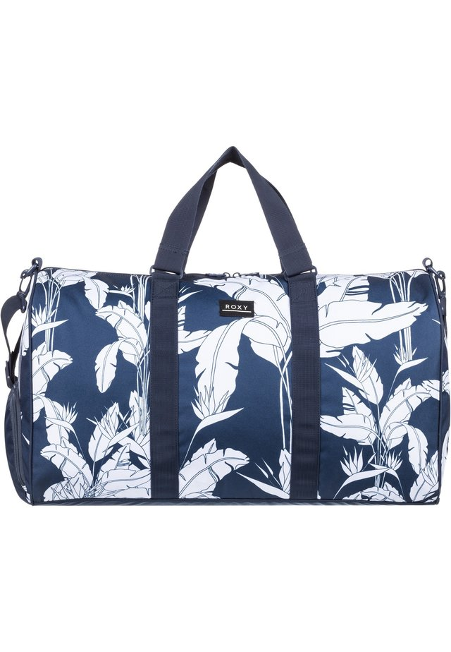 ROXY™ PUMPKIN SPICE 43L - MITTLERER REISE-DUFFLEBAG FÜR FRAUEN E - Sac de voyage - mood indigo flying flowers s