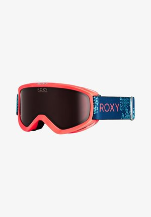 Ski goggles - living coral