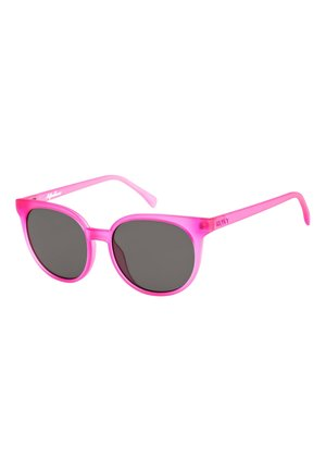 MAKANI - Zonnebril - matte crystal pink/ grey