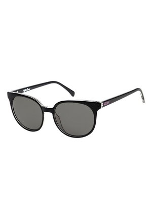 MAKANI - Sunglasses - shiny black/grey