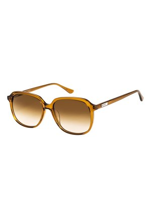 HELENAE - Sonnenbrille - shiny crystal honey/grad brown
